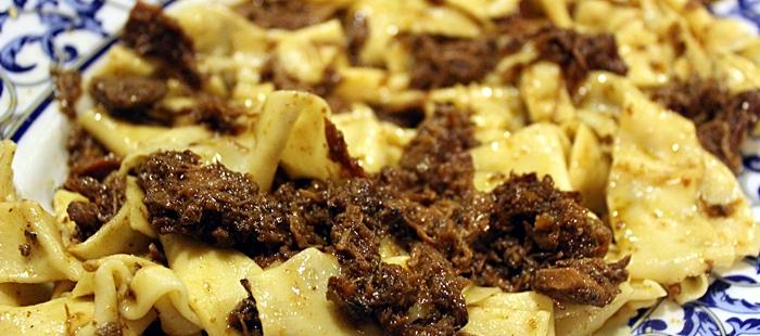Cosa mangiare a Grosseto- Fettucini alla maremmana
