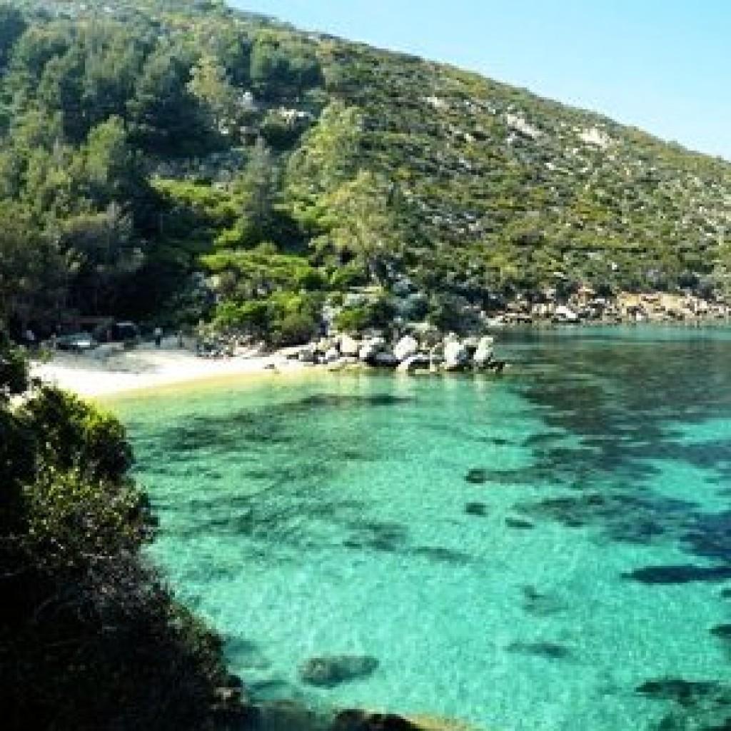 Le Caldane - Isola del Giglio