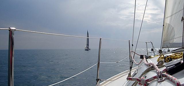 livorno - giro in barca