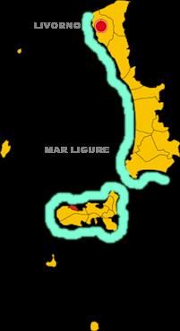 marciana marina map