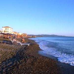 Marina di Cecina (LI) - spiaggia