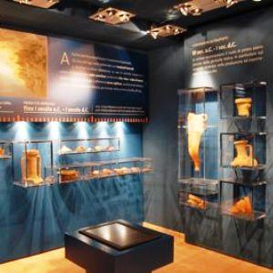 Museo archeologivo Portus Scabris