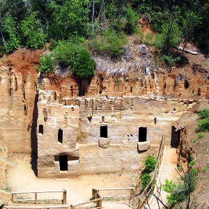 Necropoli di Populonia e Baratti