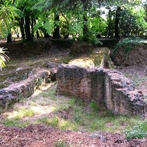 Parco archeologico di San Vincentino - Cecina (LI)