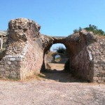 parco archeologico roselle anfiteatro