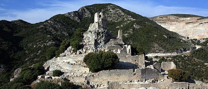 Parco archeominerario di Campiglia Marittima