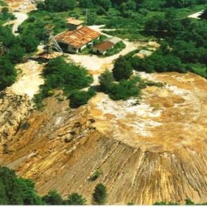parco colline metallifere Bocca miniera