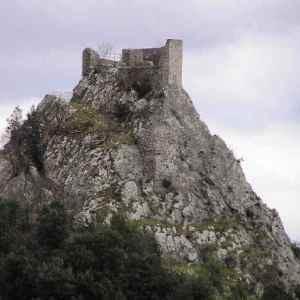 rocca aldobrancesca Roccalbegna