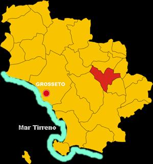 roccalbegna map
