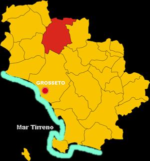 roccastrada map