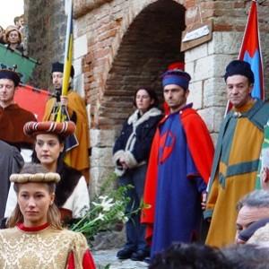serate medievale