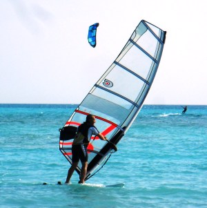 Vada windsurf