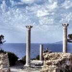 villa romana Isola Gianutri