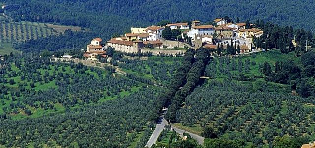 Artimino borgo - Carmignano