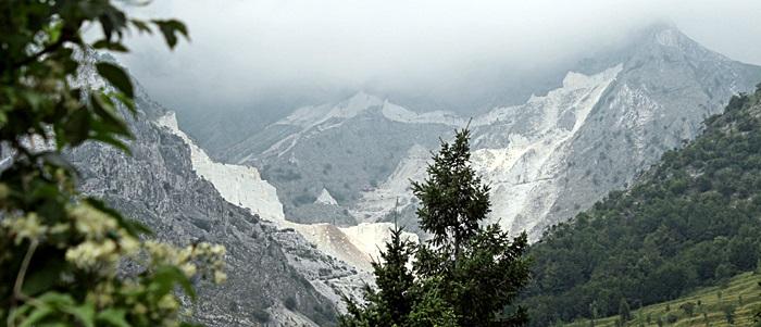 Cave di Marmo - Alpi Apuane - Lungiana