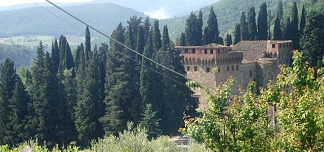 Mugello - Castello del Trebbio