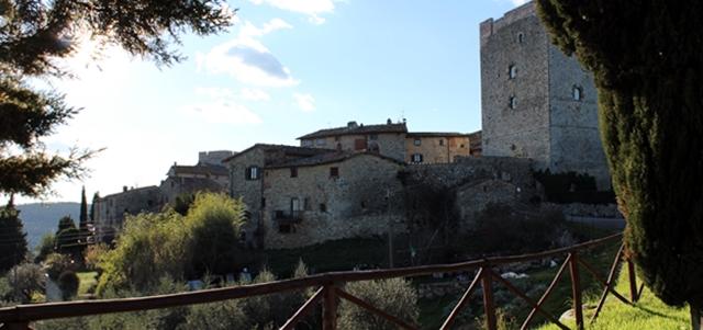 chianti - Borgo di Vertige