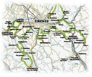 Strada del Vino Colli Fiorentine