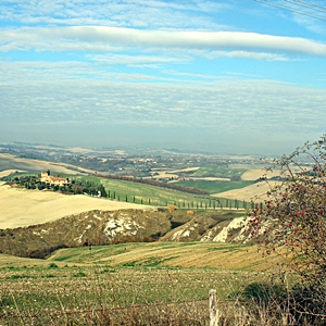 Crete senesi what to see