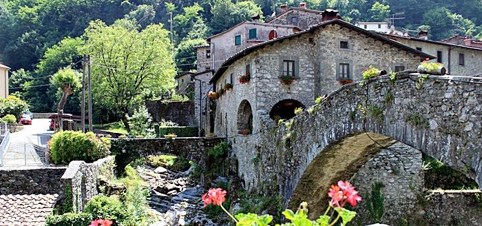 FAbbriche di Vallico - Garfagnana