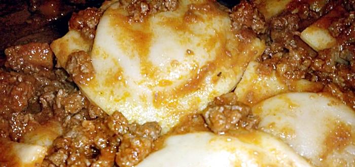 Tortelli di Patata alla mugellana