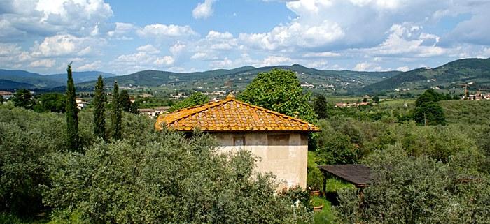 Bagno a Ripoli view