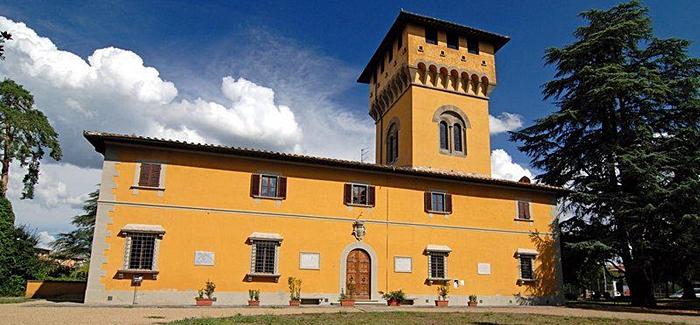 Museo delle manufature Chini - Villa Pecori - Borgo San Lorenzo