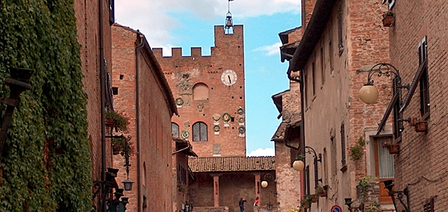 Certaldo centro storico