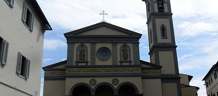 Greve in Chianti - Chiesa