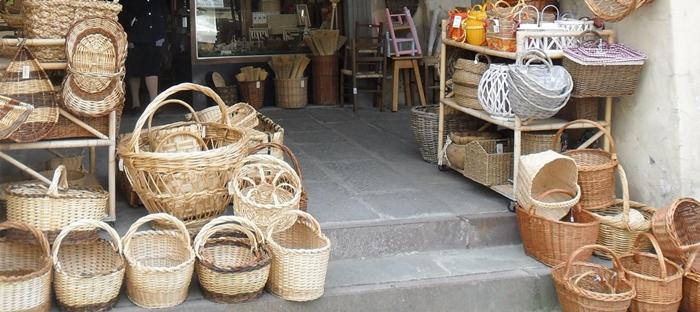 Greve in Chianti - artigianato