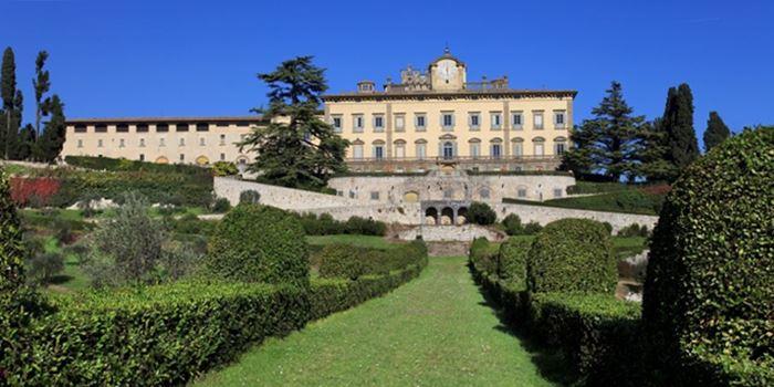 Villa Fattoria Torre a Cona - San Donato in Poggio - Rignano sull'Arno