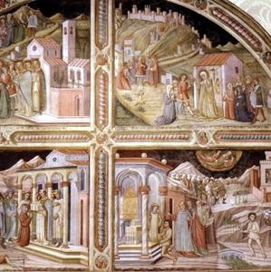 affreschi chiesa San Giovanni