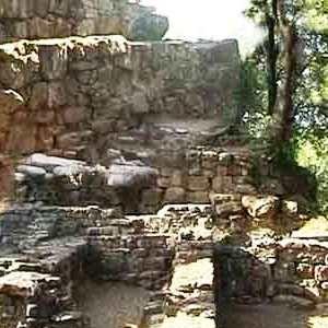 area archeologica frascole