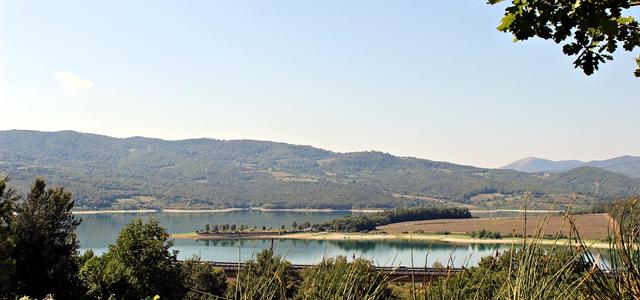 lago di bilancino - Mugello