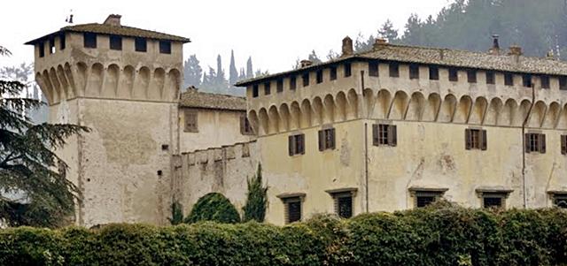 Villa Medicea di Cafaggiolo - Bbarberino del mugello