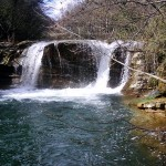 cascata nel senio