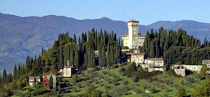 Castello del Trebbio - Scarperia