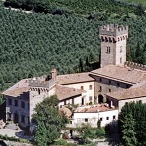 castello poppiano