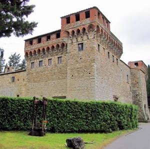 Castello del Trebbio - Pontassieve