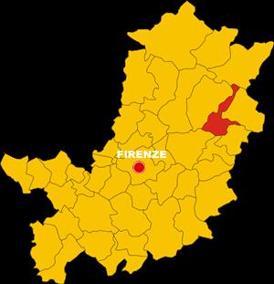dicomano map