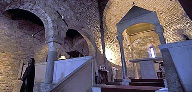gambassi terme chiesa di Santa Maria Assunta a Chianni