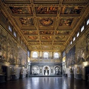 Palazzo Vecchio - Sala del 600