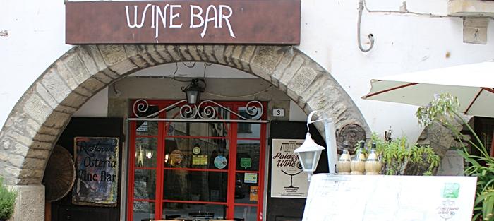 palazzuolo sul senio wine bar