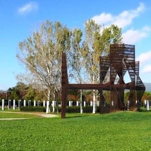 parco villa montalvo