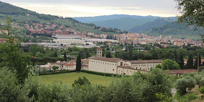 Abbazia di Santa Maria a Rosano - Rignano suul'Arno