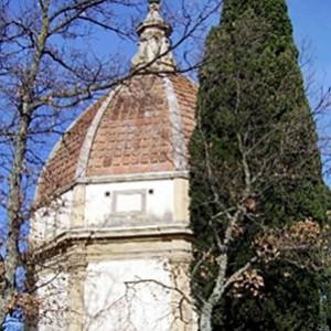 Barberino Val d'Elsa (FI) -cappella di S. Michele Arcangelo a Semifonte