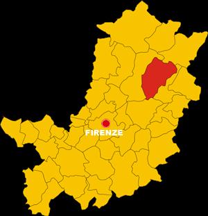 vicchio map