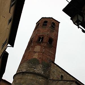 vicchio campanile di sant'omobono
