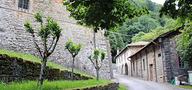 complesso monastero di Camaldoli
