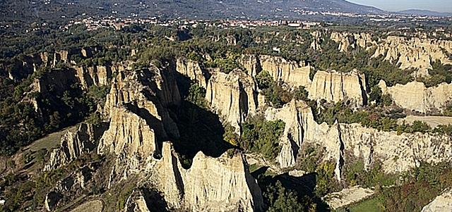 Le Balze di Volterra